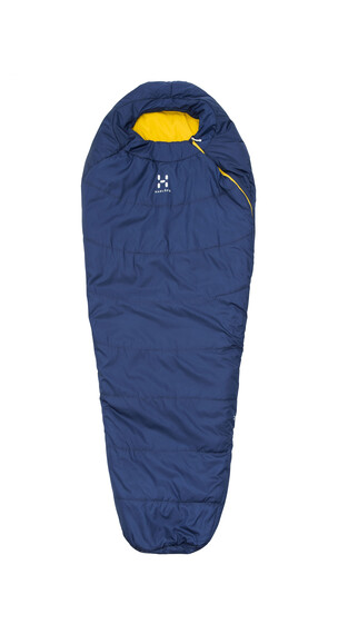 Haglöfs Tarius -18 Sleeping Bag 175 cm Hurricane Blue